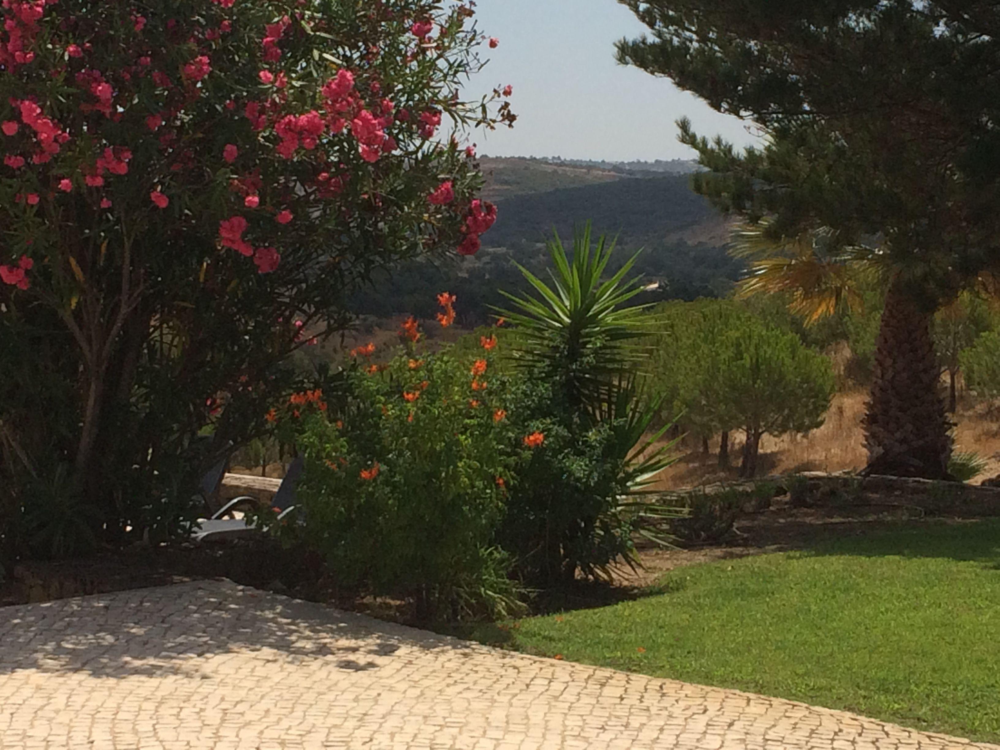 vakantie huis algarve met veel privacy, zwembad