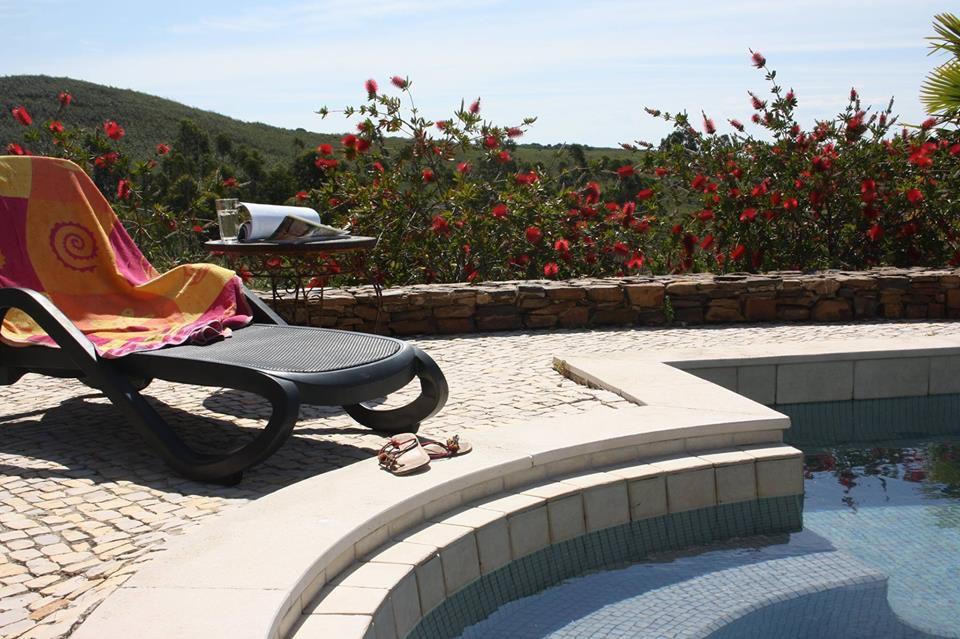 vakantie-villa met zwembad, algarve, portugal